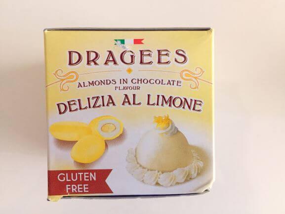イタリア土産のドラジェ