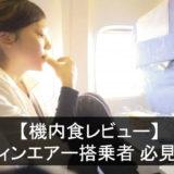 機内食レビューのアイコン