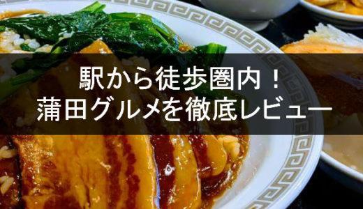 【コスパ重視】蒲田グルメを徹底レビューしてみた【東京】