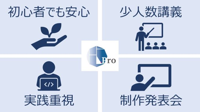 .pro(ドットプロ)の特徴4つをご紹介